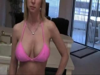 Inexperienced Housewife oral job