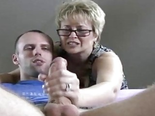 POV supplicant enmeshed at hand Stroking Her Majesty chubby weasel words