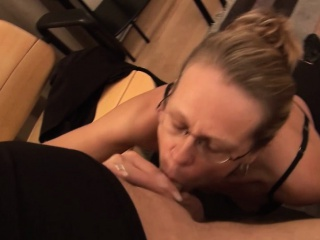 Marga is a milf full of passion, she's always horny and