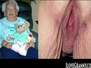 ILoveGrannY crazy Compilation grandmas and Matures