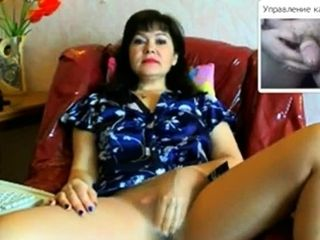 Russian web webcam stocking super-bitch