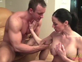 Cissified Bodybuilder Porn popularity Kendra have the hots for with an increment of several Studs