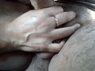 Marvelously super-naughty hotwifey wifey is inhaling me off in my camper