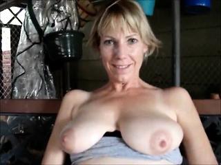 Grown up beauteous inexpert milf hot webcam blowjob