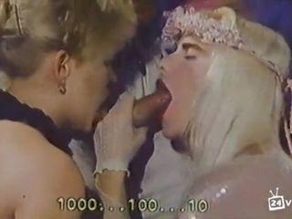 Ciccolina stunning platinum-blonde Hair honey titillating Shagged